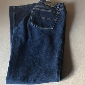 Polo Ralph Lauren Women Jean Size 2 Boot Cut Blue